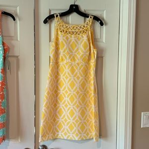 Lilly Pulitzer Patterned Shift Dress